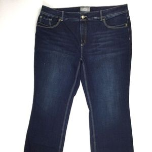 """So Slimming by Chico's Women's Jeans SW38""""xL30"""""""